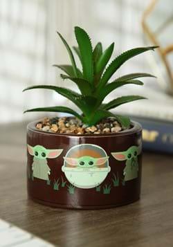 The Child Mini Ceramic Planter