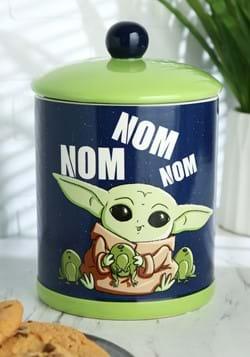 Grogu Nom Frogs Cookie Jar