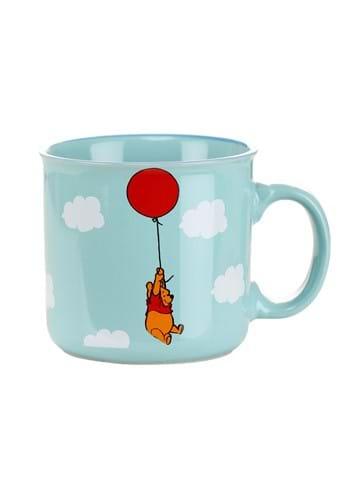Winnie the Pooh Balloon 20 oz Camper Mug