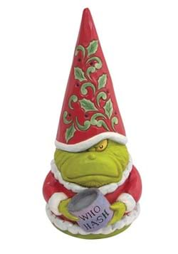 Grinch Gnome with Who Hash