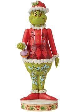 Grinch Nutcracker Figurine