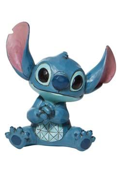 Jim Shore Stitch Mini Figure