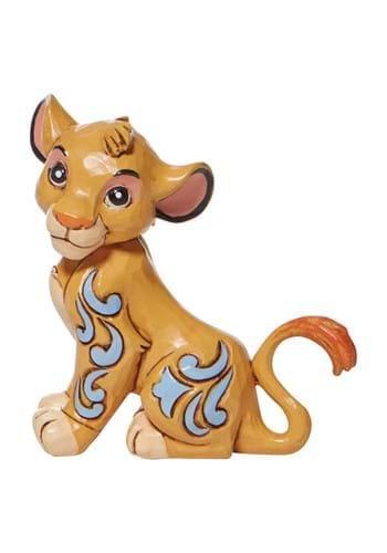 Jim Shore Simba Mini Figure