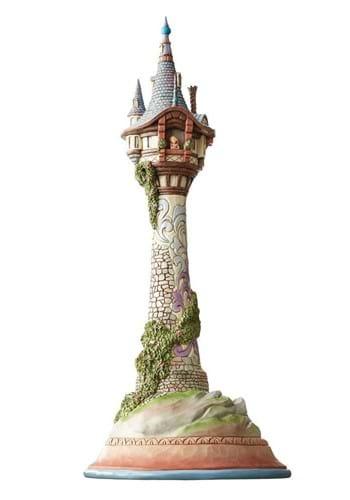 Jim Shore Masterpeiece Rapunzel Tower