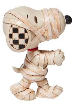 Jim Shore Mini Snoopy as Mummy Figuirine