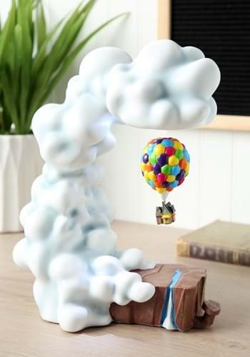Pixar Up Levitating House Statue