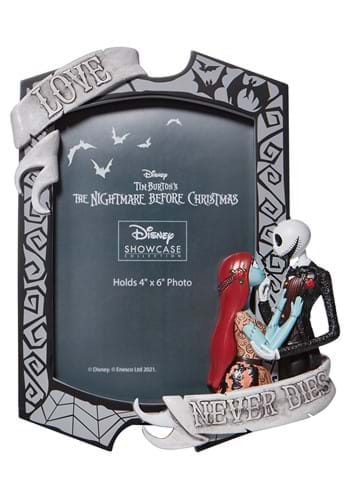 Nightmare Before Christmas Jack and Sally Picture Frame