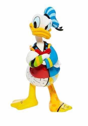 Disney Britto Donald Duck Statue