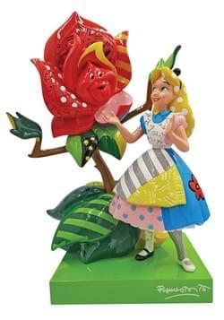 Disney Britto Alice in Wonderland Statue