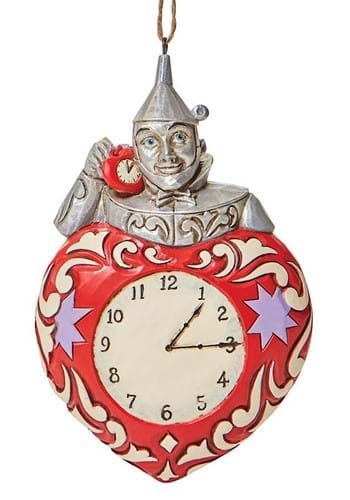 Wizard of Oz Tin Man Heart Ornament