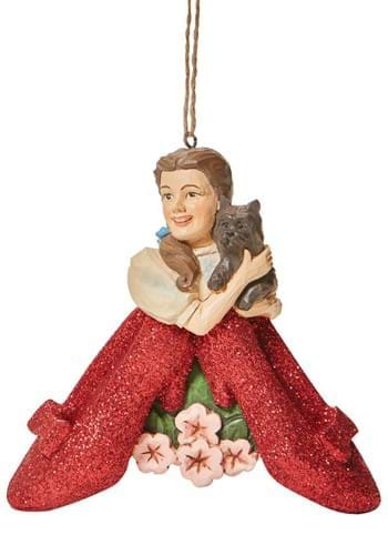 Wizard of Oz Dorothy and Toto Ornament