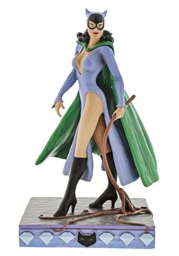 Jim Shore Catwoman Statue