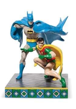 Jim Shore Batman & Robin Statue