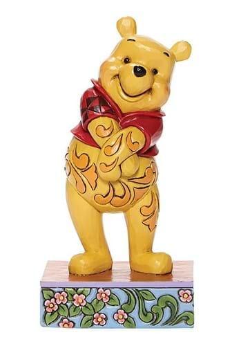 Jim Shore Winnie the Pooh Beloved Bear Statue