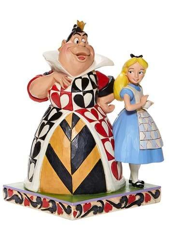 Jim Shore Alice Queen of Hearts Statue