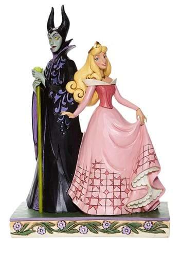 Jim Shore Aurora Maleficent Statue