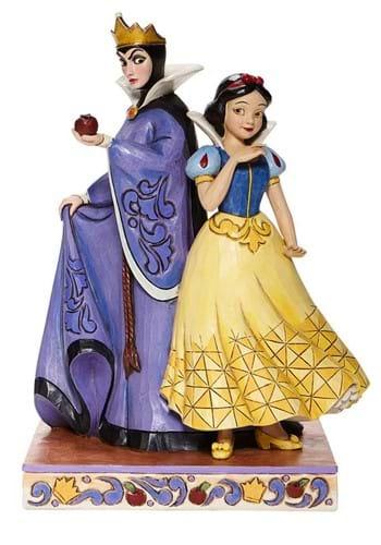 Jim Shore Snow White Evil Queen Statue