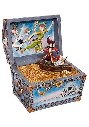 Jim Shore Peter Pan Treasure Chest Diorama