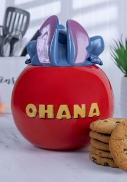 Stitch Ohana Cookie Jar