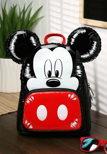 Loungefly Disney Mickey Mouse Balloon Cosplay Mini Backpack-