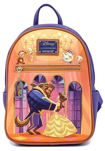 Loungefly Disney Beauty and the Beast Ballroom Sce
