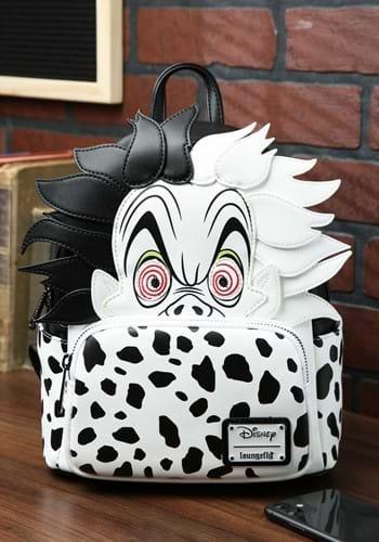 Loungefly Disney Villains Cruella De Vil Spots Cos-1