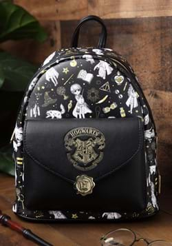 Loungefly Harry Potter Magical Elements AOP Mini Backpack-1