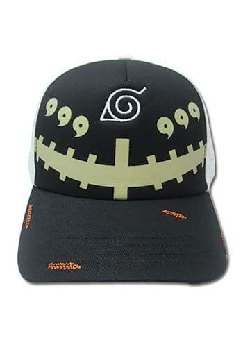 Naruto Shippuden Naruto Bijumode Pattern Hat for Adults