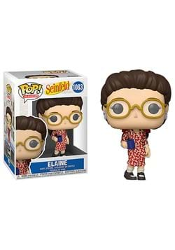 POP TV Seinfeld Elaine in Dress Figure