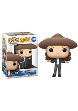 POP TV Seinfeld Elaine in Sombrero