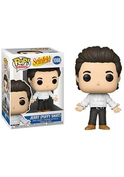 POP TV Seinfeld Jerry with Puffy Shirt