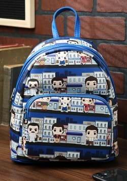 Funko Seinfeld Pop City Mini Backpack-1