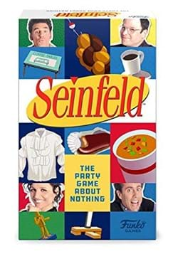 Signature Games Seinfeld Party Game