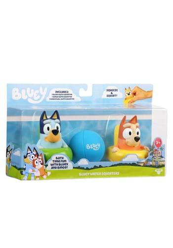 Bluey Bath Squirters 3 Pack