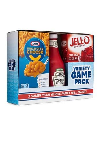 Kraft Variety Game Pack