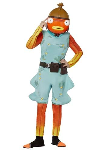Fortnite Kids Fishstick Costume