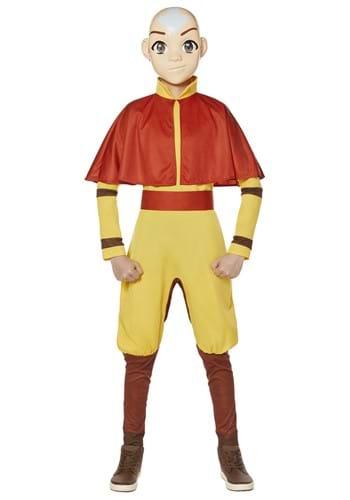 Avatar Child Aang Costume