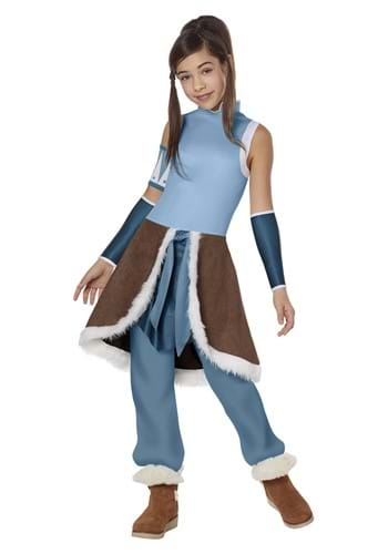 Avatar Girls Korra Costume