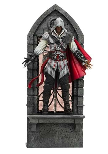 Assassins Creed Ezio Auditore Deluxe Art 1/10 Scal
