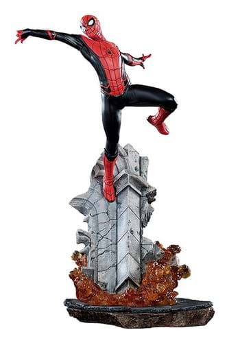 Spider Man Far From Home Spider Man Statue upd