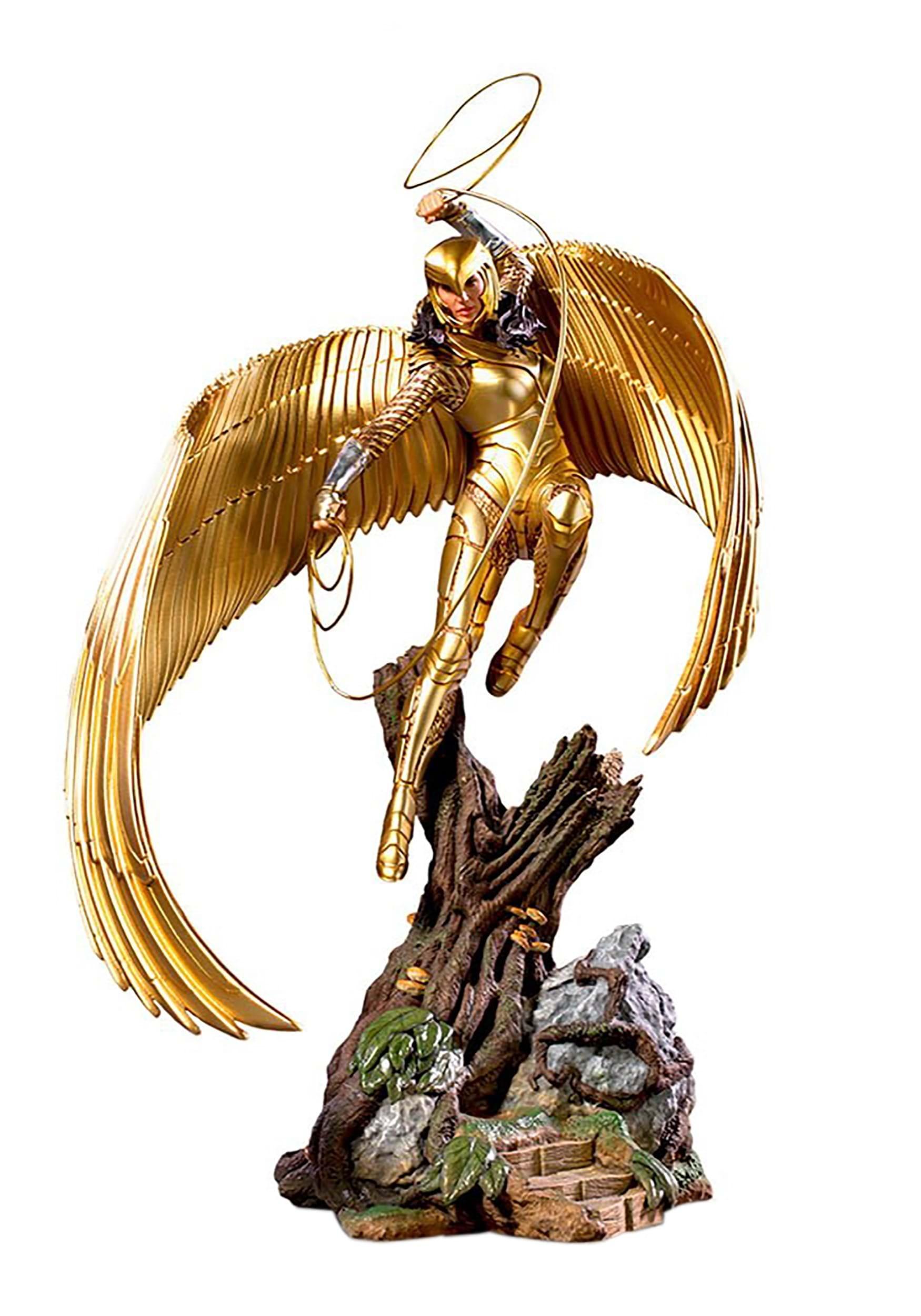 1/10 Art Scale Deluxe Wonder Woman 1984 Figure