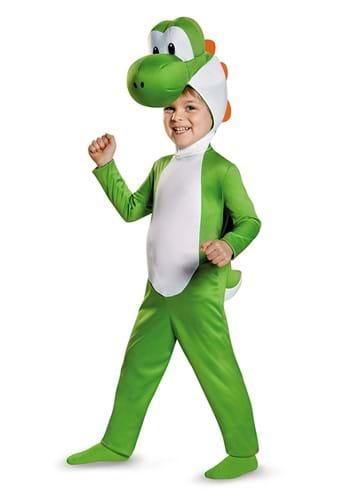 Toddler Yoshi Costume