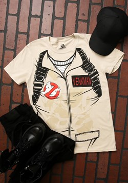 Venkman Ghostbusters T-Shirt Costume