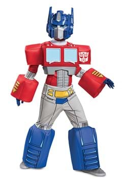 Transformers Optimus Prime Deluxe Gen 1 Costume