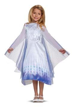 Frozen Snow Queen Elsa Classic Kids Costume