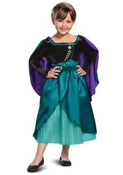 Frozen Queen Anna Deluxe Child Costume