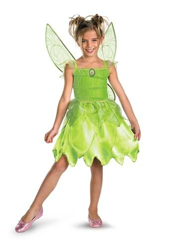 Tinker Bell Tink and The Fairy Rescue Classic Costume