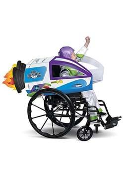 Adaptive Buzz Lightyear Spaceship Wheelchair Cover Costume