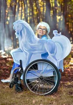 Frozen Ice Nokk Wheelchair Cover Adaptive Costume