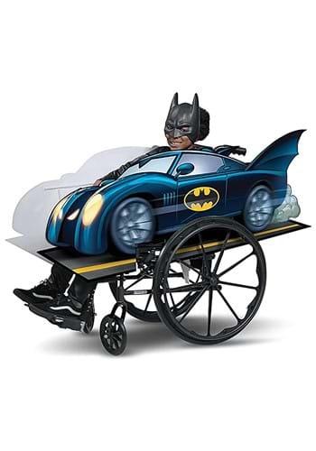 Adaptive Batman Wheelchair Cover Costume